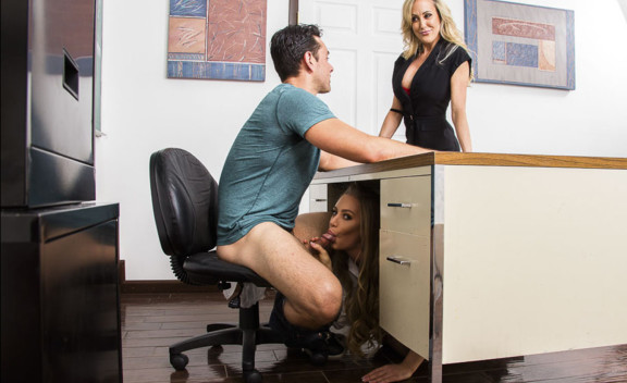 Brandi Love & Nicole Aniston - Sex Position #2