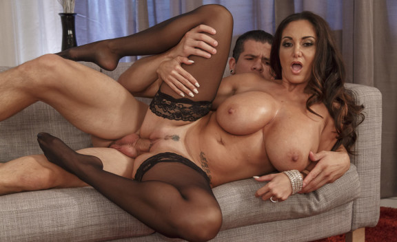 Ava Addams - Sex Position #11