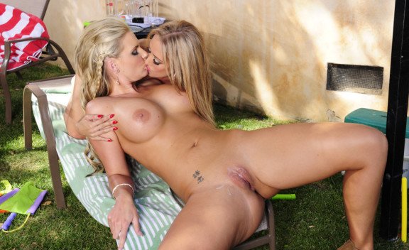 Capri Cavanni fucking in the outdoors with her big ass - Sex Position #11
