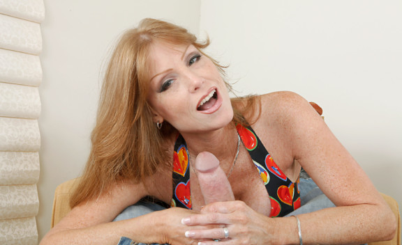 Wife Darla Crane fucking in the bedroom with her tits - Sex Position #3