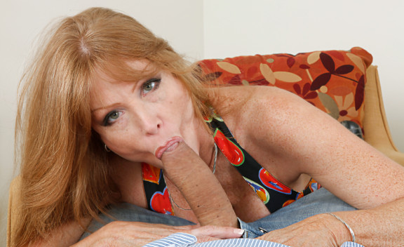 Wife Darla Crane fucking in the bedroom with her tits - Sex Position #4