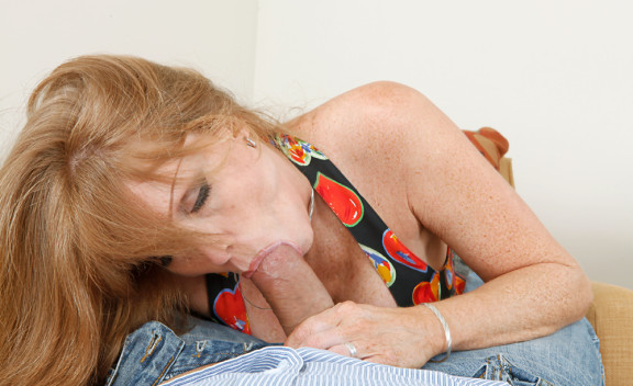 Wife Darla Crane fucking in the bedroom with her tits - Sex Position #5