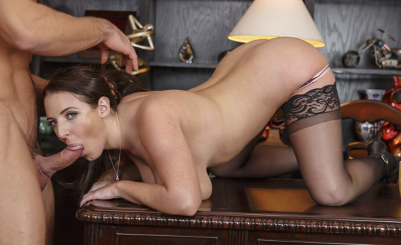 Angela White - Sex Position #2