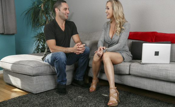 Brandi Love - Sex Position #1