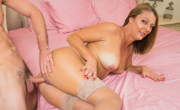 Brenda James - Sex Position #8