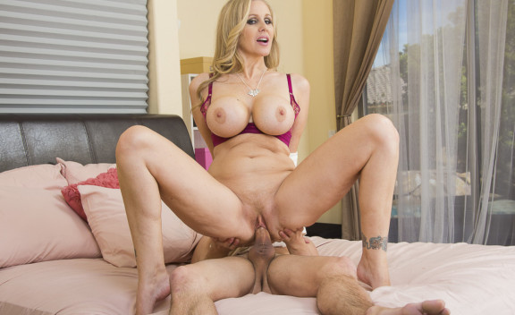 Julia Ann - Sex Position #8