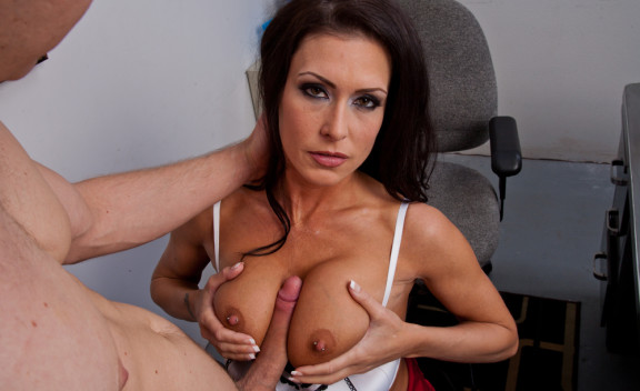 Jessica Jaymes - Sex Position #7