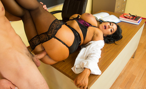 Raven Hart - Sex Position #8