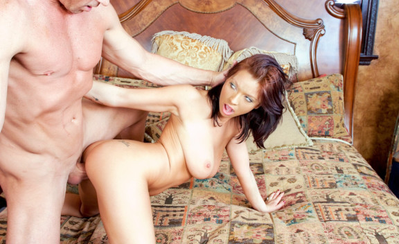 Halie James - Sex Position #10