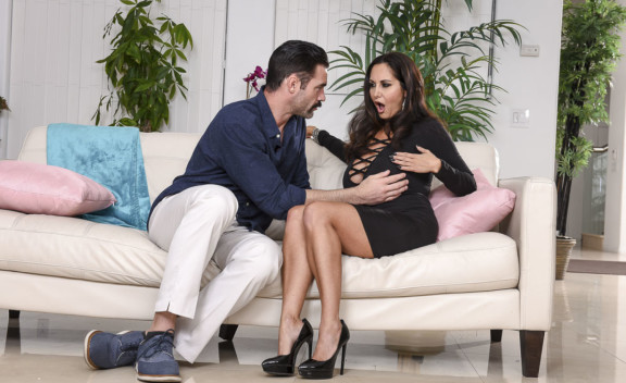 Ava Addams - Sex Position #1