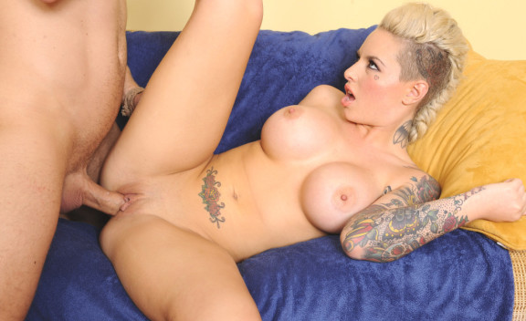 Christy Mack - Sex Position #7