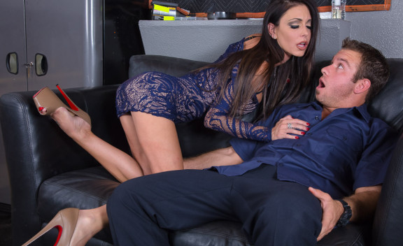 Jessica Jaymes - Sex Position #2